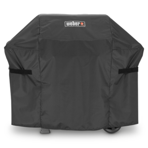 Weber Premium Barbecue Cover for Spirit 300 series, Spirit II 300 series, Spirit EO-210 & Spirit 200 series (Black)