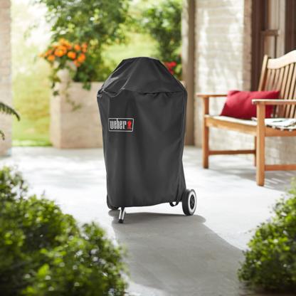 "Weber Premium Barbecue Cover 47cm/18"" (Black)"