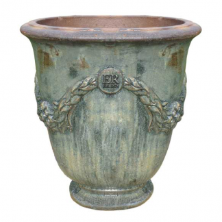Errington Reay & Co. Ltd Courtyard Garland Urn Stone