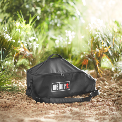 Using the Weber Premium Carry Bag for Go-Anywhere Gas & Charcoal Barbecues (#7160)