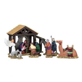 Lemax First Christmas - Set Of 11 Pieces
