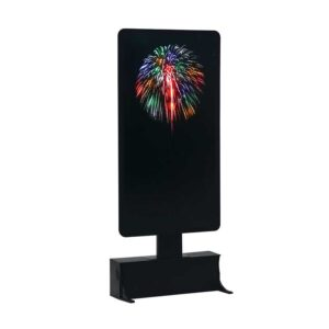 Lemax Multi-Color Fireworks Display Unit