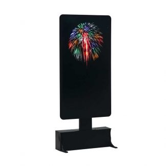 Lemax Multi-Color Fireworks Display Unit