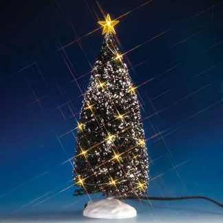 Lemax Evergreen Christmas Tree with 24 Clear Lights