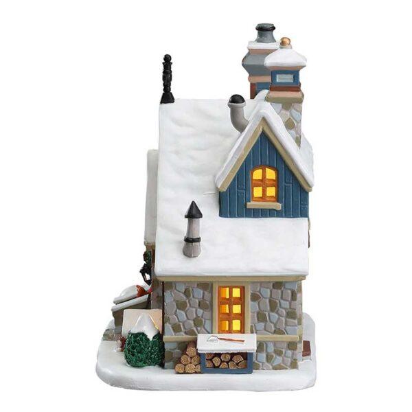 Lemax Le Petit Manor Model Building