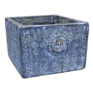 Errington Reay & Co. Ltd Elementals Square Planter Lava Lapis