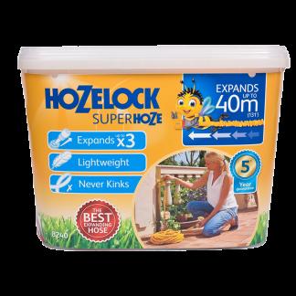 Hozelock Expanding Superhoze (40m)