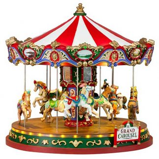 The Grand Carousel from Lemax