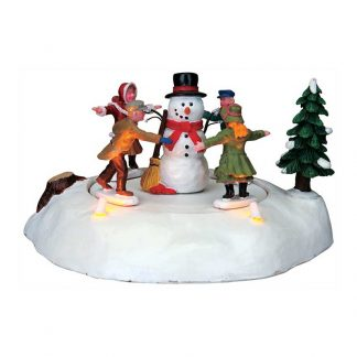 Lemax The Merry Snowman
