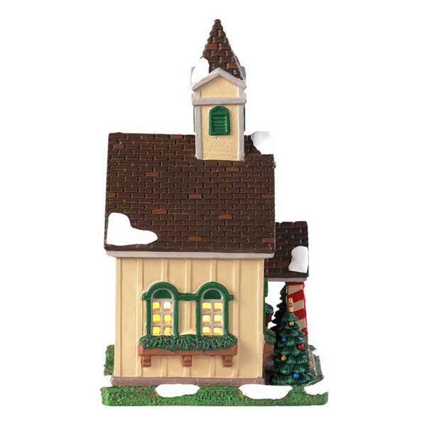 Lemax Wayside Church