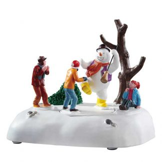 Lemax Frosty Frolic