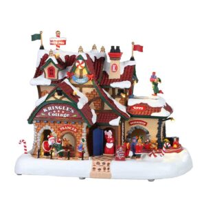 Lemax Kringle's Cottage
