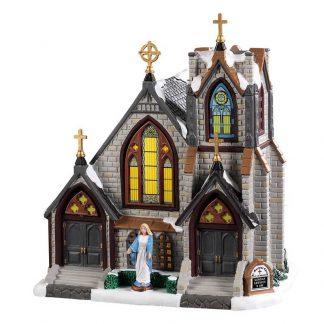 Lemax St. Matthew's Church