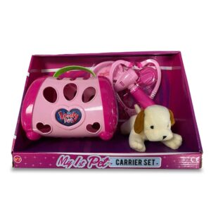 A to Z My 1st Pet Carrier Set