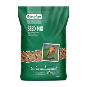 Gardman Wild Bird Seed Mix 20Kg