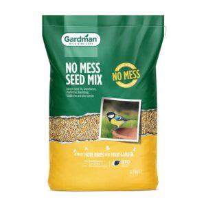 Gardman No Mess Seed Mix 12.75Kg Vat Free