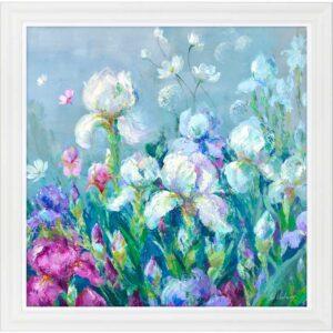 Iris Wonderland by Nel Whatmore