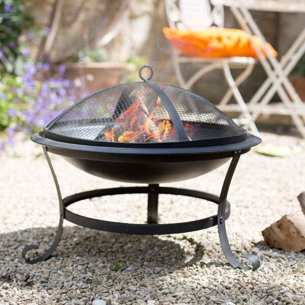 Albion traditional firepit