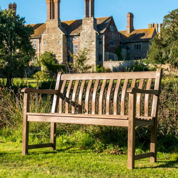 Alexander Rose Sherwood Broadfield Garden Bench (4ft)