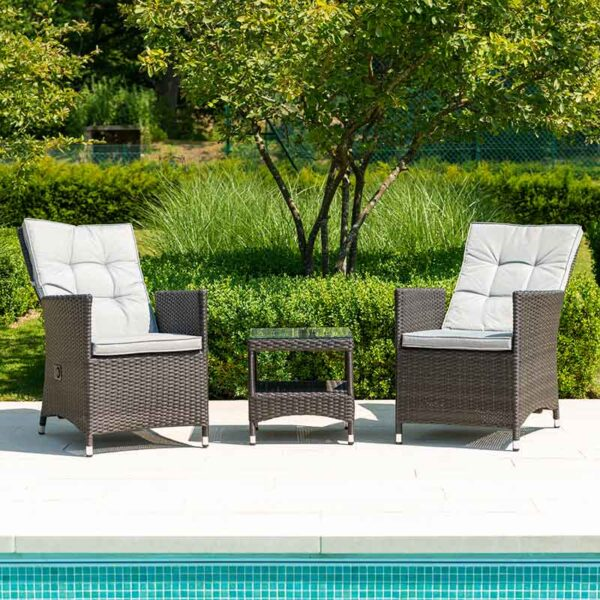 Alexander Rose Woven Duo Set in Willow