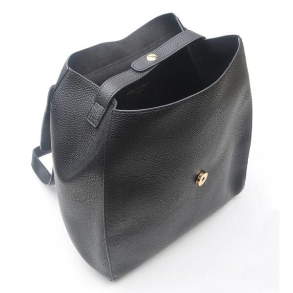 Alice Wheeler Black Backpack AW1020 1