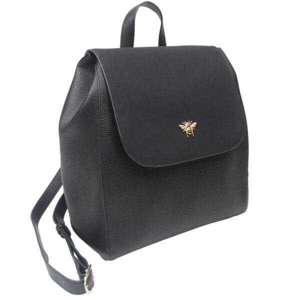 Alice Wheeler Black Backpack AW1020 3