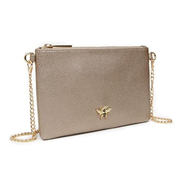 Alice Wheeler Bronze Cross Cute Bag AW5506 Side