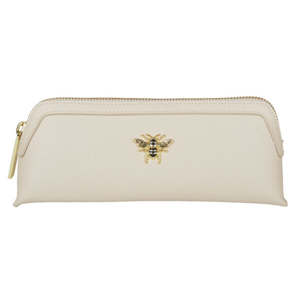Alice Wheeler Cream Makeup Bag AW0094