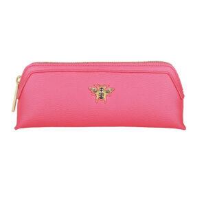 Alice Wheeler Hot Pink Makeup Bag AW0105 front