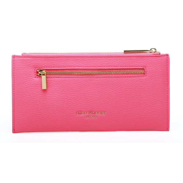 Alice Wheeler Hot Pink Purse AW5534 BACK