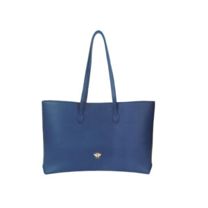 Alice Wheeler Navy Tote Bag AW5517 Front