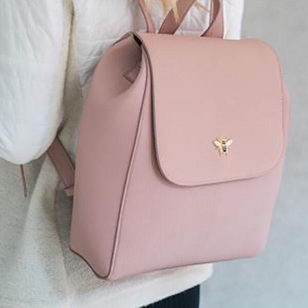 Alice Wheeler Pink Backpack AW1022 2