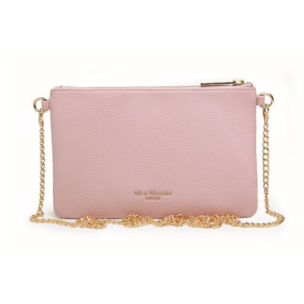 Alice Wheeler Pink Cross Cute Bag AW5507 Back
