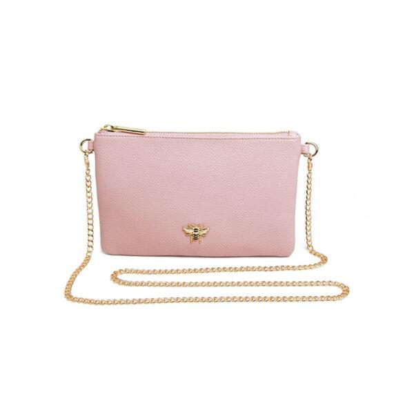 Alice Wheeler Pink Cross Cute Bag AW5507 Front
