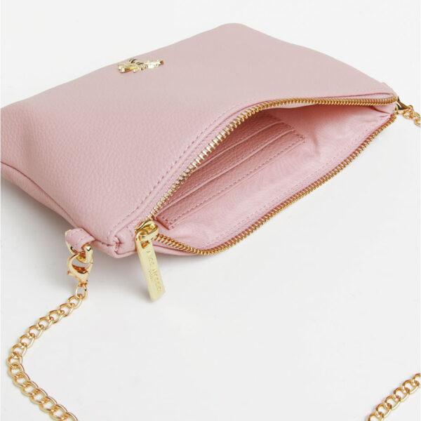 Alice Wheeler Pink Cross Cute Bag AW5507 Inside