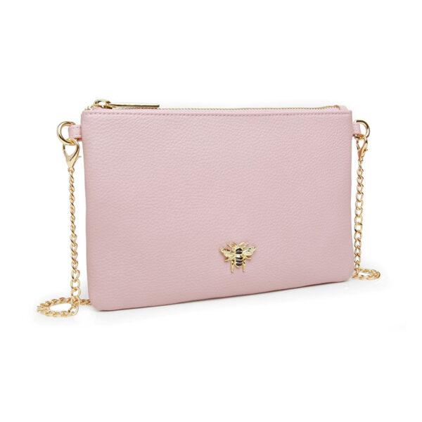 Alice Wheeler Pink Cross Cute Bag AW5507 Side