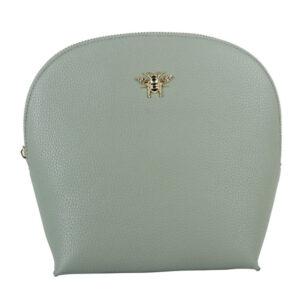 Alice Wheeler Sage Shell Beauty Bag AW0030