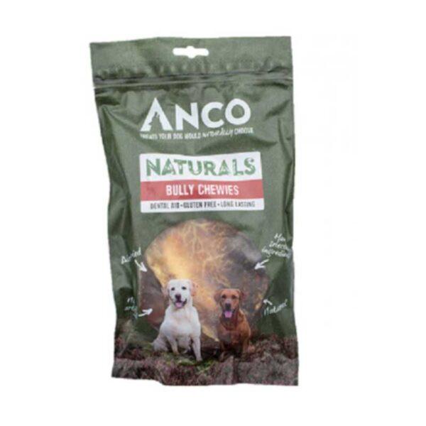 Anco Naturals Bully Chewies Dog Treats 200g
