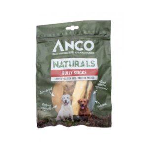 Anco Naturals Bully Sticks Dog Treats 100g