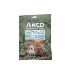 Anco Naturals Duck Feet Dog Treats 100g