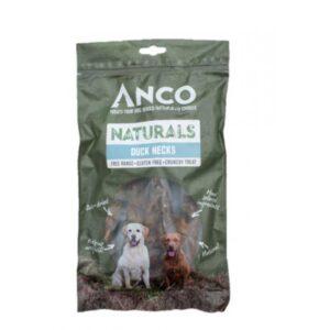 Anco Naturals Duck Necks Dog Treats 5pk