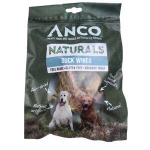Anco Naturals Duck Wings Dog Treats 5pk