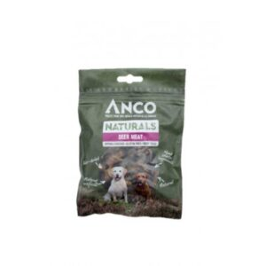 Anco Naturals Venison Meaty Bites Dog Treats 85g
