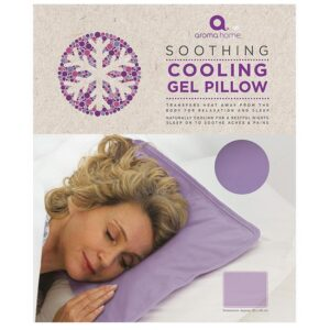 Aroma Home Cooling Gel Pillow