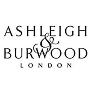 Ashleigh & Bur wood logo 300 x 300
