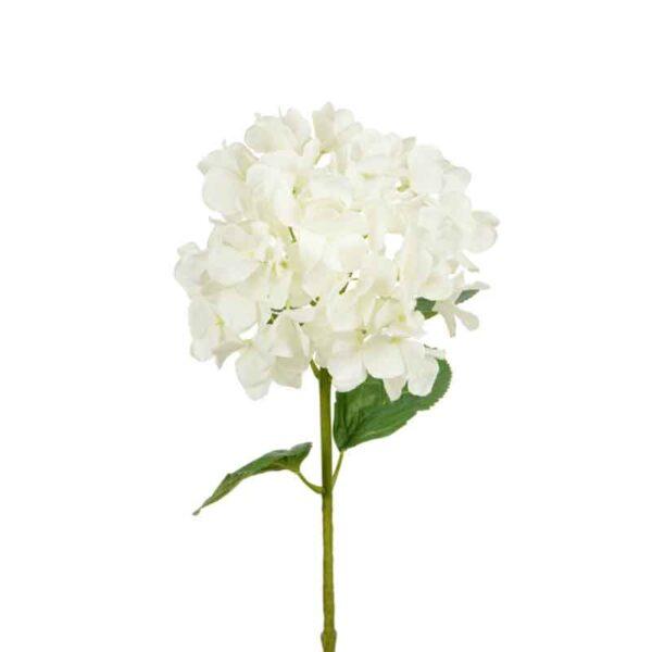 Floralsilk Large White Hydrangea (77cm)