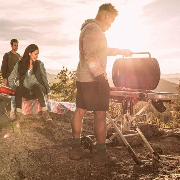 BBQ in the great outdoors with The Weber Traveler