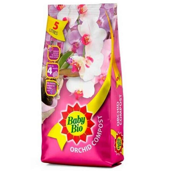 Baby Bio Orchid Compost (5 litres)
