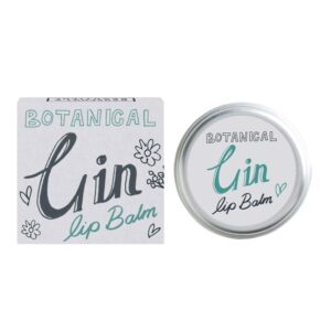 Barefoot & Beautiful Botanical Gin Lip Balm 15g
