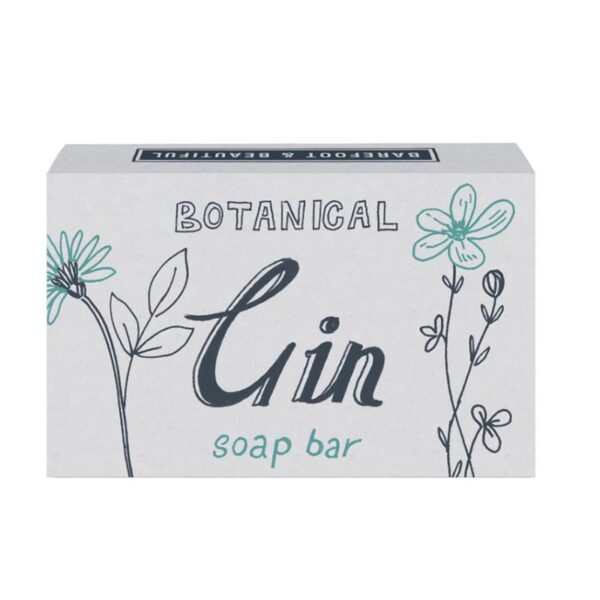 Barefoot & Beautiful Botanical Soap Bar 100g